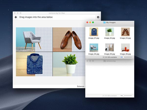 Remove.bg Mac Windows