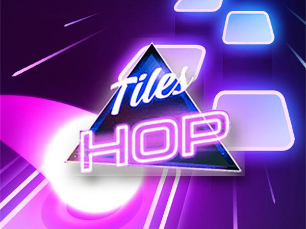 tiles hop edm rush jeu iphone ipad gratuit 1 - Tiles Hop iPhone iPad - Le Jeu Musical Tap Tap Revisité (gratuit)