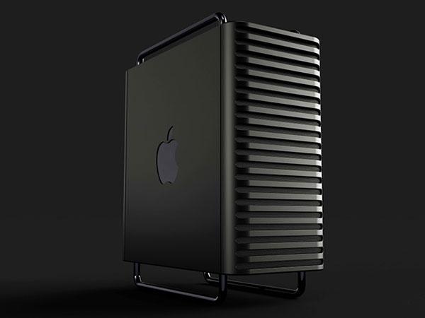 apple mac pro 2020 concept hasan kaymak 1 - Voici le Mac Pro 2020 dont tout le Monde Rêve (concept)
