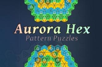 aurora hex pattern puzzles jeu iphone ipad gratuit 331x219 - Aurora Hex iPhone iPad - Un Jeu Graphique et Relaxant (gratuit)