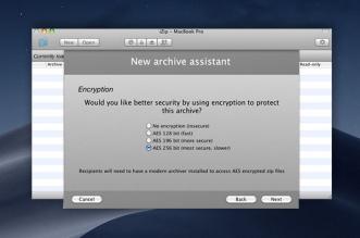 izip mac macos gratuit 2 331x219 - iZip Mac - Compression Sécurisée de Fichiers en AES 256 (gratuit)