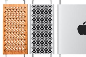 mac pro 2009 en bois grille 1 331x219 - Il Fabrique en Bois la Grille du Mac Pro 2019 (video)