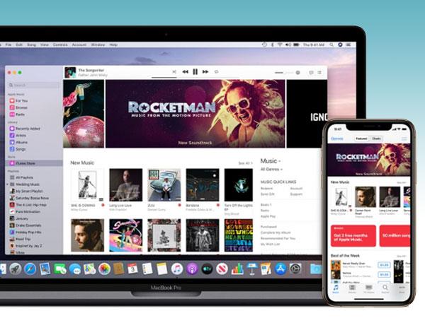 macos catalina itunes remplacement logiciels mac 1 - Fin d'iTunes, voici ce qui Change avec macOS 10.15 Catalina