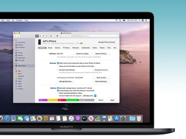 macos catalina itunes remplacement logiciels mac 3 - Fin d'iTunes, voici ce qui Change avec macOS 10.15 Catalina