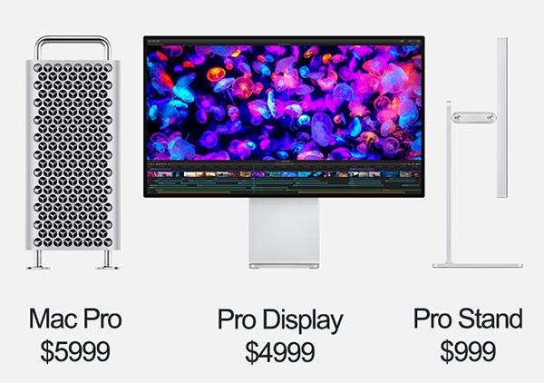 parodie trolle detournement mac pro 2019 stand support ecran apple 2 - Mac Pro 2019 et son Ecran à 6000 $ se Font Troller (images)