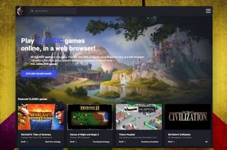 playclassic games jeux video gratuit en ligne 1 331x219 - Play Classic Games, le Netflix des Jeux Vidéo Rétro (gratuit)