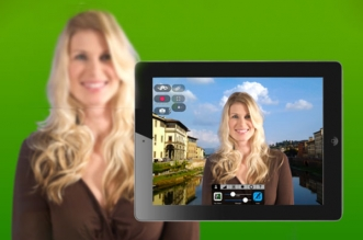 veescope live green screen app iphone ipad ios 1 331x219 - Veescope iPhone iPad - Incrustation Vidéo sur Fond Vert en Live (gratuit)
