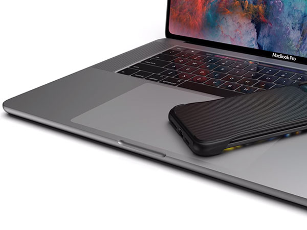 concept macbook pro ecran 16 pouces 2 - Superbe MacBook Pro 16 avec Clavier OLED en Concept (video)