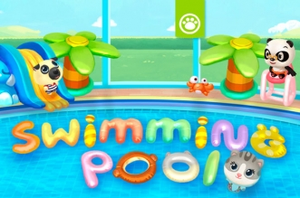 dr panda swimming pool jeu iphone ipad 1 331x219 - Jeu Dr. Panda Swimming Pool iPhone iPad - Des Animaux à la Piscine (gratuit)