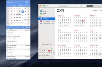 ezycal macos mac 02 331x219 - EzyCal Mac - Calendrier et Agenda dans le Menu Finder (gratuit)