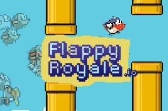 flappy royale jeu iphone ipad ios 1 331x219 - Flappy Royale iPhone iPad - Clash Royal pour le Petit Oiseau (gratuit)