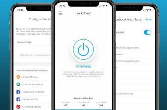 lockdown apps ios iphone ipad gratuit 01 331x219 - Lockdown iPhone iPad - Pare-Feu Multifonctions pour iOS (gratuit)