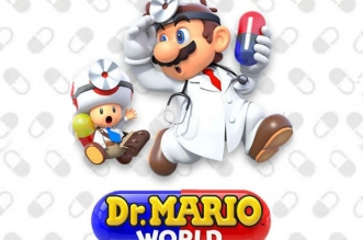 nintendo dr mario world jeu iphone ipad 1 331x219 - Dr. Mario World iPhone iPad - Jeu de Tile-Matching Addictif (gratuit)