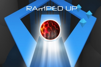 ramped up jeu iphone ipad 1 331x219 - Ramped Up iPhone - Jeu de Parkour de Balle en 3D (gratuit)