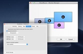 sharemouse macos mac gratuit 1 331x219 - ShareMouse Mac - Utiliser Souris et Clavier en Réseau (gratuit)