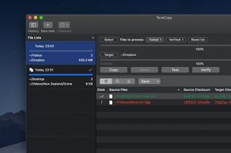 teracopy macos mac gratuit 2 331x219 - TeraCopy Mac - Copie de Fichier Rapide et Sure (gratuit)
