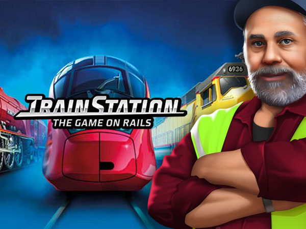 trainstation game on rails jeu iphone ipad 01 - TrainStation iPhone iPad - Simulation de Logistique Ferroviaire (gratuit)