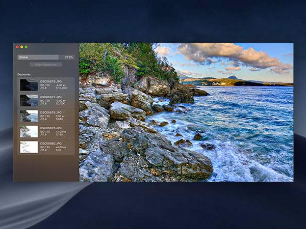 hdrtist 2 macos mac gratuit 01 - HDRtist Mac - Puissant Outil de Retouche Photo HDR (gratuit)