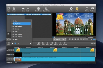 moviemator video editor macos mac 01 331x219 - MovieMator Video Editor Mac - Logiciel de Montage Video (gratuit)