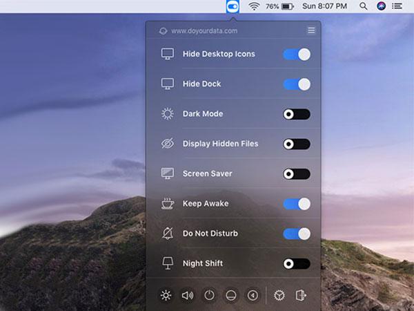 switchmanager macos mac gratuit 02 - SwitchManager Mac - Gérer les Fonctions du Finder (gratuit)