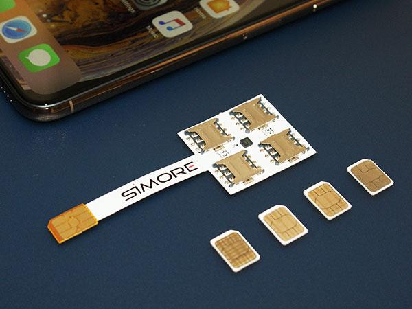 Voici Comment Utiliser 4 Cartes Sim Sur Un Iphone 11 Video Maxiapple Com