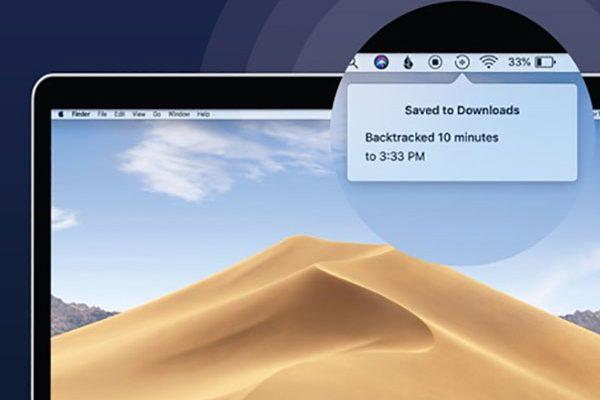 backtrack record past audio macos mac 01 600x400 - Backtrack Mac - Enregistrement Audio en Continu (gratuit)