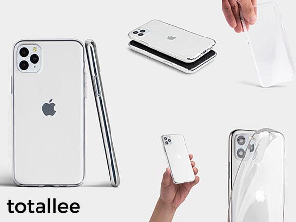 3 Coques de Protection Ultrafines iPhone 11, Pro et Pro Max ...