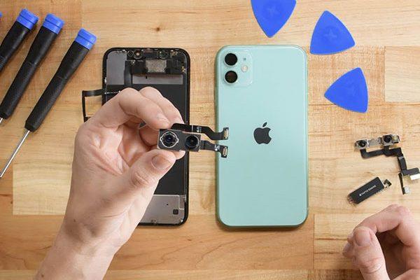 demontage ifixit iphone 11 pro video max 01 600x400 - Démontage Facile des iPhone 11 et 11 Pro par iFixit (video)