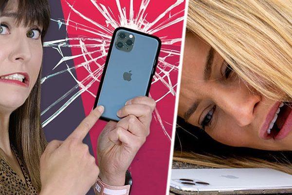 torture test resistance iphone 11 pro max video 01 600x400 - Les iPhone 11 et 11 Pro sont Fragiles la Preuve (video)