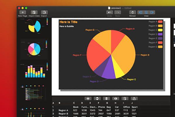 zcharts chart maker macos mac 02 600x400 - ZCharts Chart Maker Mac - Générateur de Graphiques Statistiques (gratuit)