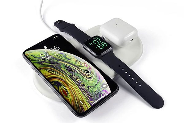 airunleashed alternative airpower chageur apple 03 600x400 - AirUnleashed Recharge sans Fil iPhone, Apple Watch et AirPods