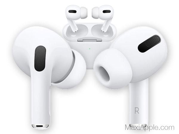 apple airpods pro ecouteurs sans fil bluetooth prix 2 - Les AirPods Pro intra-Auriculaires pour Mélomanes sont Dispo
