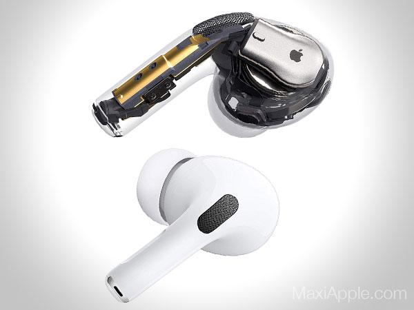 apple airpods pro ecouteurs sans fil bluetooth prix 7 - Les AirPods Pro intra-Auriculaires pour Mélomanes sont Dispo