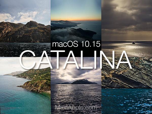 fond ecran macos catalina officiel gratuit 02 - 7 Fonds d'Ecran Officiels macOS Catalina à Télécharger (gratuit)