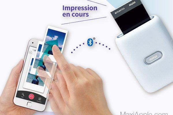 instax mini link mobile imprimante iphone smartphone maxiapple 03 600x400 - Instax Mini Link, l'Imprimante Nomade pour iPhone (video)