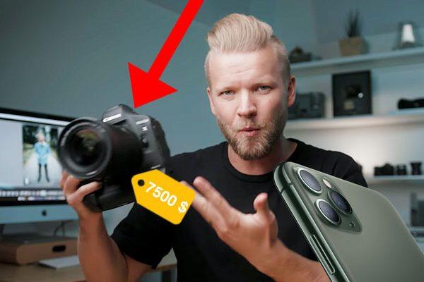 iphone 11 pro vs dslr photo comparatif video 01 600x400 - iPhone 11 Pro vs Canon 1DX Mark - Le Résultat va vous Surprendre (video)