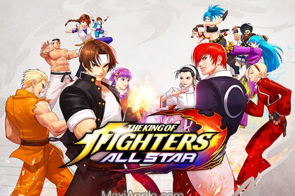 king of fighter allstar ios android iphone ipad 01 600x400 - Le Jeu King of Fighters AllStar Arrive sur iPhone (video)