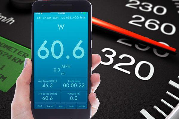 speed pro plus iphone ipad ios maxiapple 01 600x400 - Speed PRO+ iPhone iPad - Compteur de Vitesse Podomètre (gratuit)