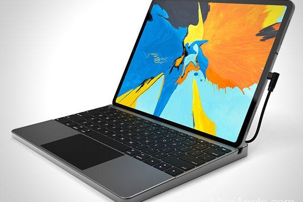 station accueil dobox pro transfome ipad en macbook 01 600x400 - DoBox, ce Support Transforme l'iPad Pro 11 en MacBook (video)