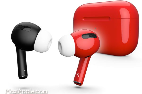 airpods pro colorware couleur personnalisation 01 600x400 - ColorWare donne de la Couleur aux AirPods Pro (images)