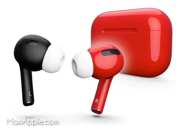 airpods pro colorware couleur personnalisation 01 - ColorWare donne de la Couleur aux AirPods Pro (images)