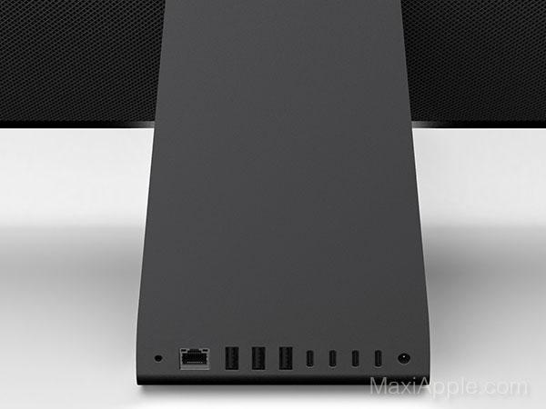 concept philip goolkasian imac 2019 2020 07 - Voici l'iMac 2019 que tout le Monde Attend ! (concept)