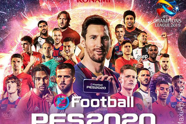 efootball pes 2020 jeu iphone ipad gratuit 01 600x400 - eFootball PES 2020 iPhone iPad - Meilleure Simulation de Football (gratuit)