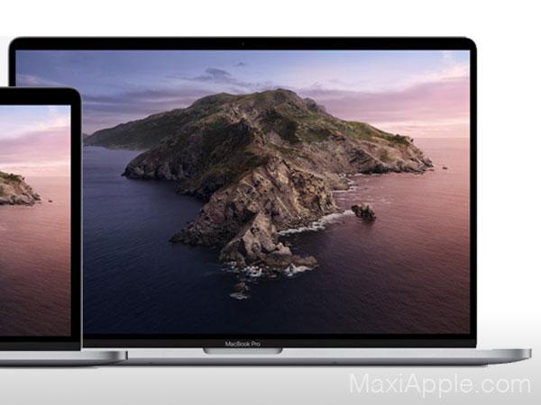 macbook pro ecran 16 2020 clavier magic keyboard 02 - MacBook Pro 16' 2019, le Mac Rêvé des Professionnels (video)