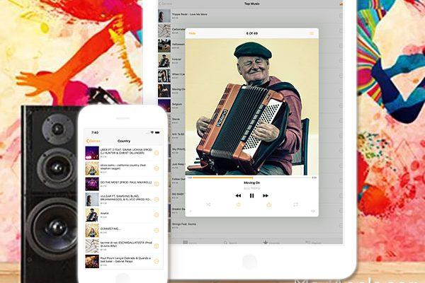 musi the real musi app iphone ipad 01 600x400 - Musil iPhone iPad - Ecouter des Millions de Musiques en Illimité (gratuit)