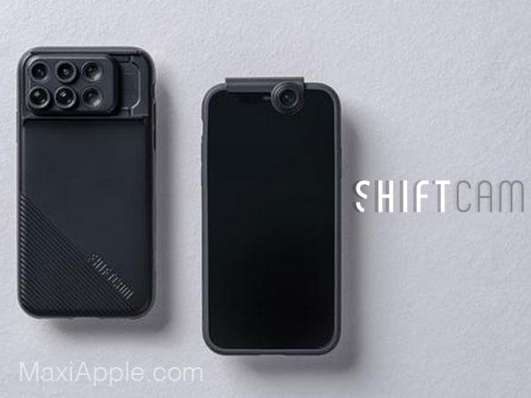 shiftcam coque optiques lentilles objectif iphone 11 01 - ShiftCam, 12 Optiques Pro pour une Coque iPhone 11 (video)