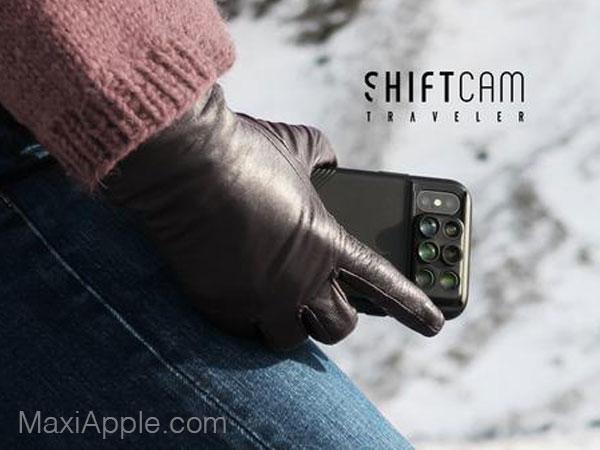 shiftcam coque optiques lentilles objectif iphone 11 03 - ShiftCam, 12 Optiques Pro pour une Coque iPhone 11 (video)