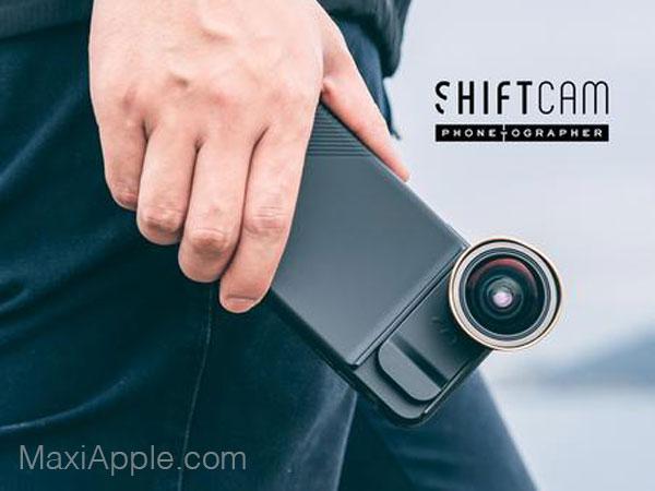 shiftcam coque optiques lentilles objectif iphone 11 04 - ShiftCam, 12 Optiques Pro pour une Coque iPhone 11 (video)