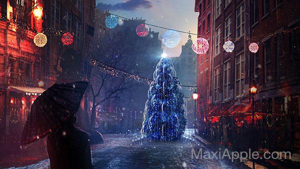 50 Fonds D Ecran Noel 2020 Hd 4k Pour Mac Pc Gratuit Maxiapple Com