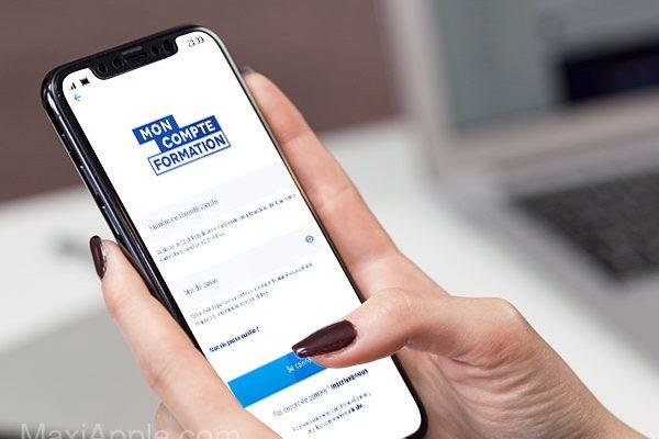 mon compte formation app iphone android gratuit 1 600x400 - Mon Compte Formation iPhone - Consulter vos Droits de Formation (gratuit)